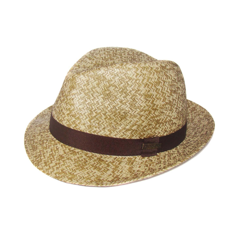 Chapéu Fedora Mesclado