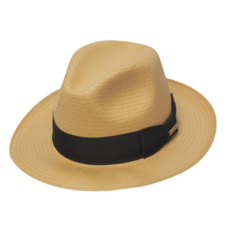 Chapéu Social Masculino Toscana Amarelo Pastel