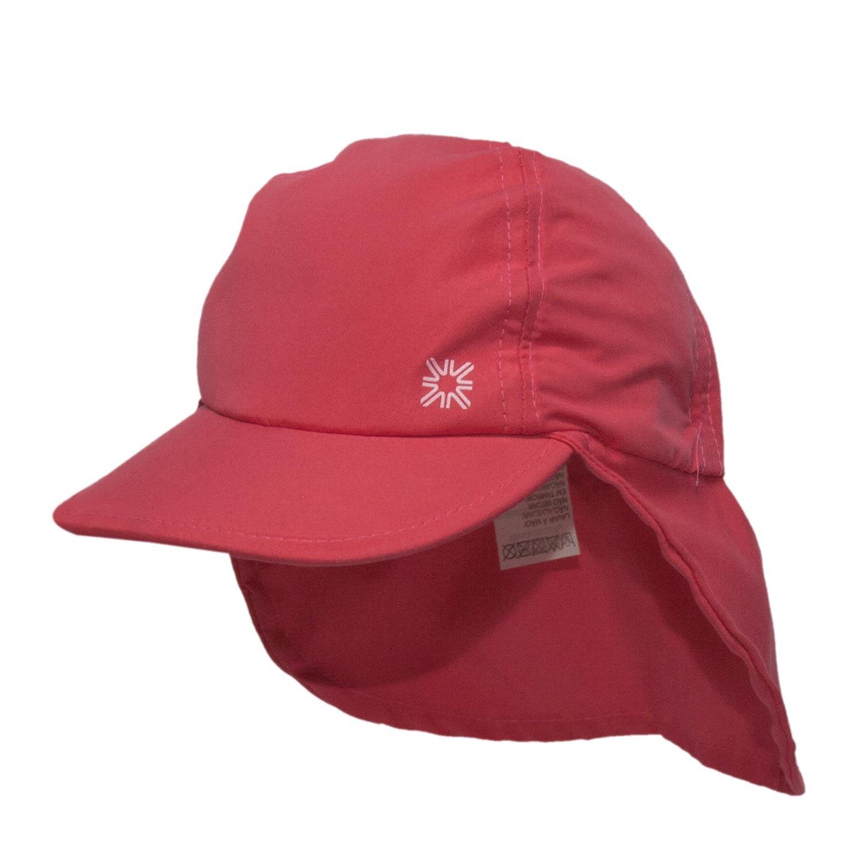 Boné Infantil Legionário Rosa - Proteção Solar UV