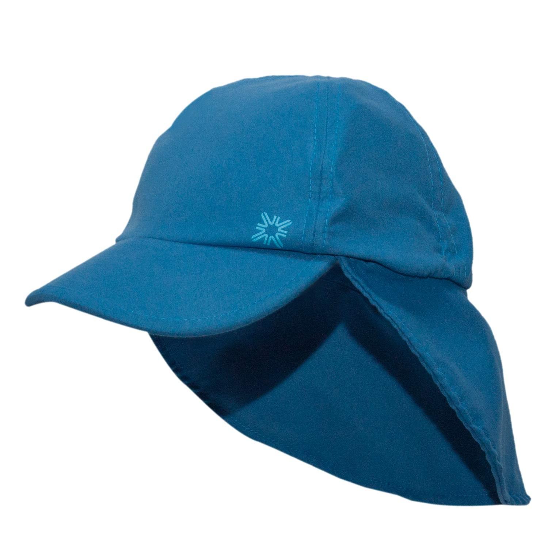 Boné Infantil Legionário Azul - Proteção Solar UV