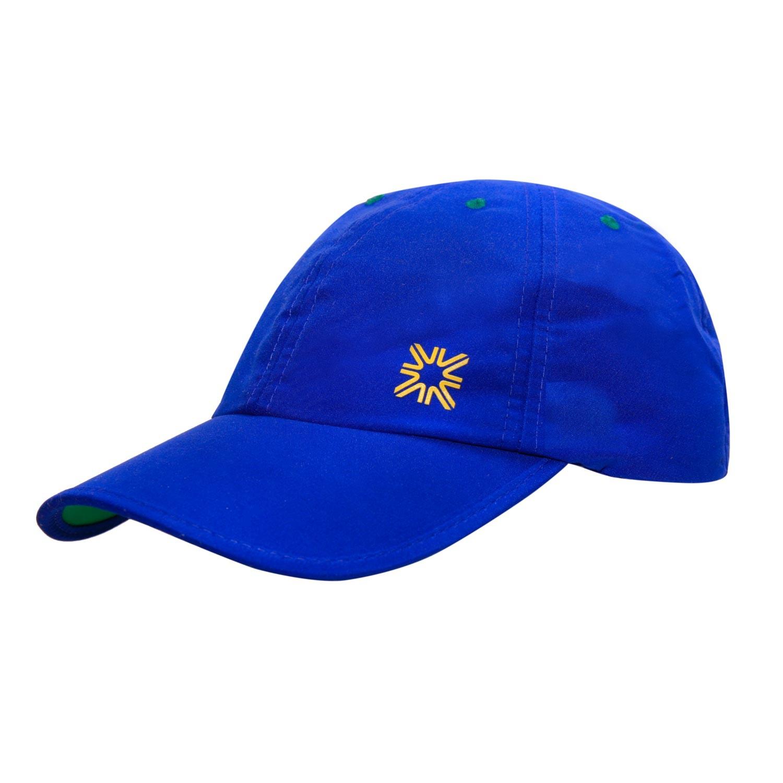 Boné Uvline Brasil Azul - Proteção Solar UV