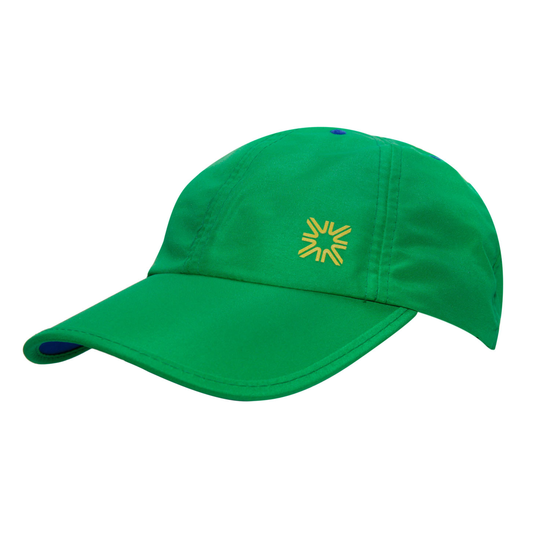Boné Brasil Verde - Proteção Solar UV