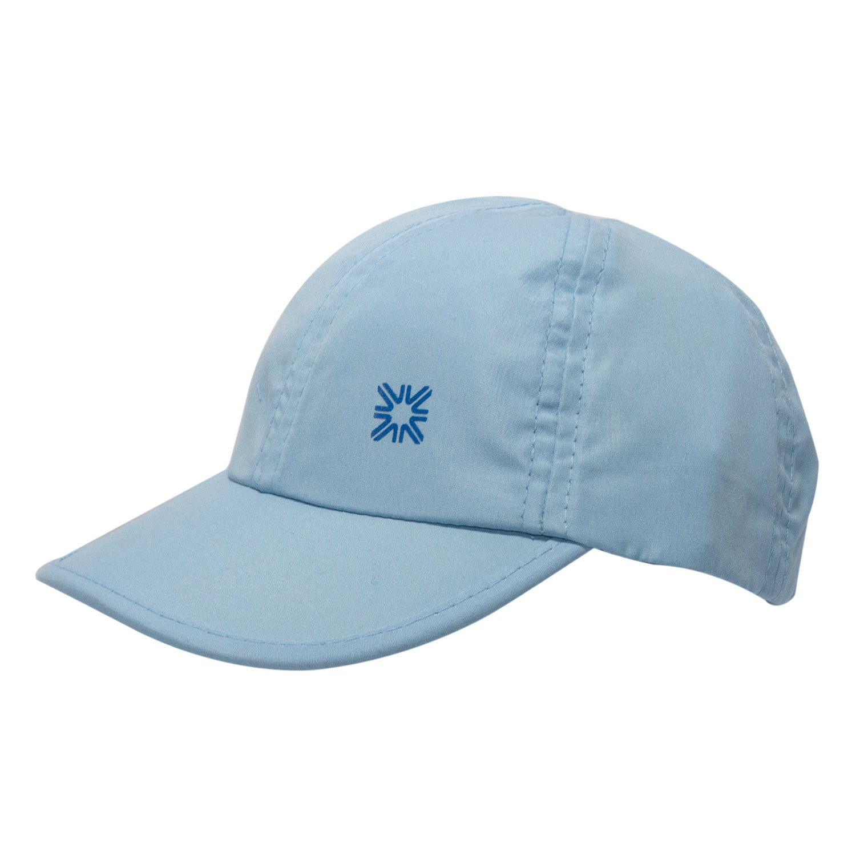 Boné Infantil Baby Proteção UV Azul