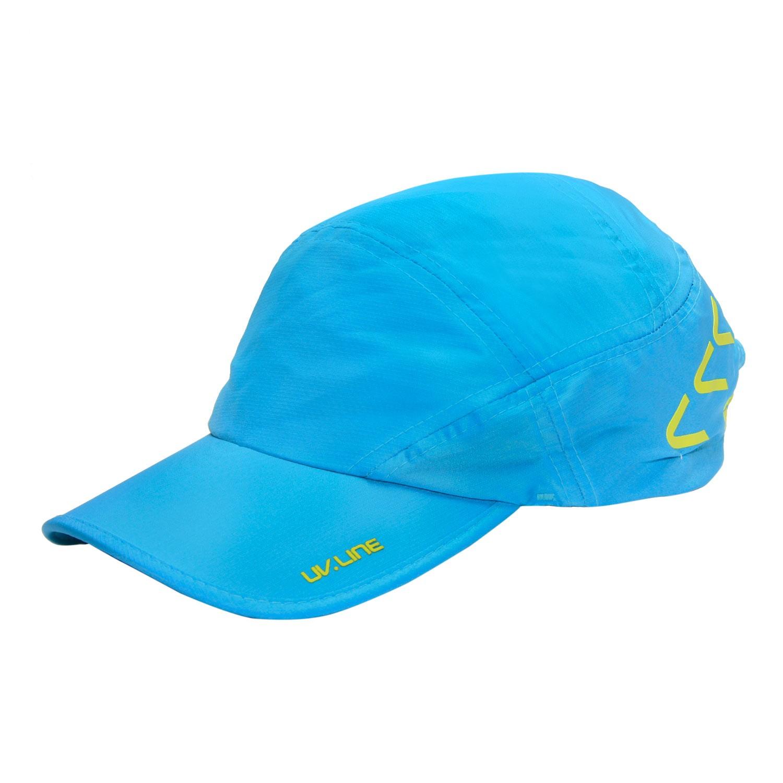 Boné New Fit Azul - Proteção Solar UV