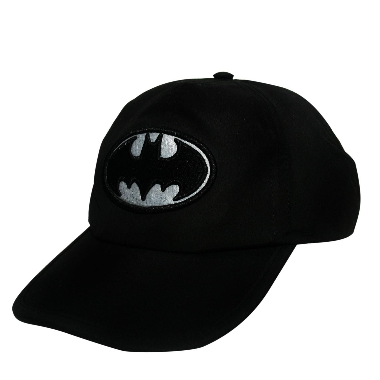 Boné Teens Batman Preto - Proteção Solar UV