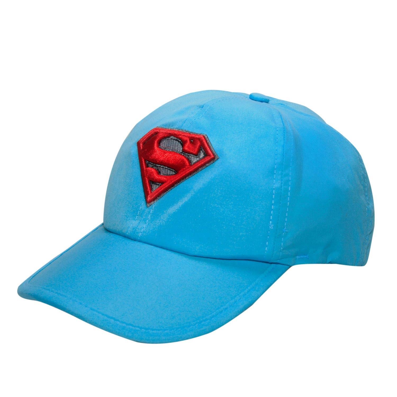 Boné Teens Superman Azul - Proteção Solar UV
