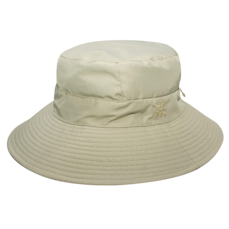 Chapéu Austrália Areia- Proteção Solar UV