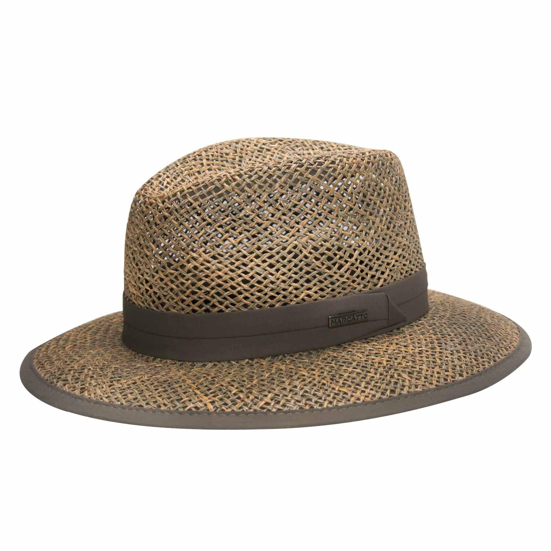 Chapéu Casual César Kaki - Proteção Solar UV