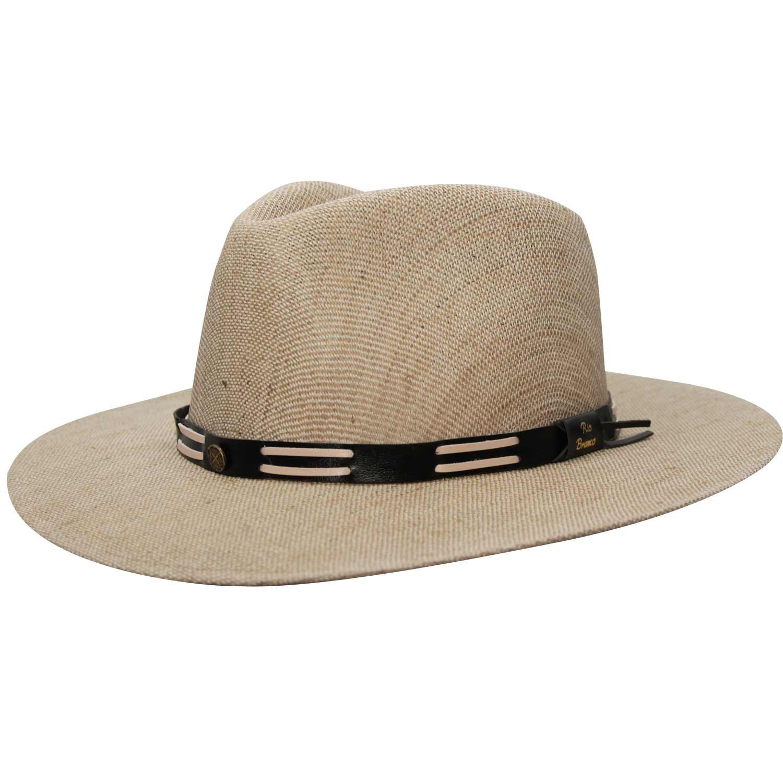 Chapéu Rio Branco Clássico Indiana Juta