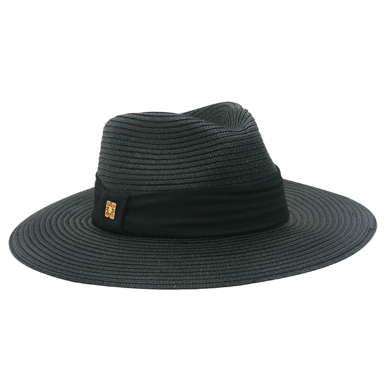 Chapéu Vegas Preto- Proteção Solar UV