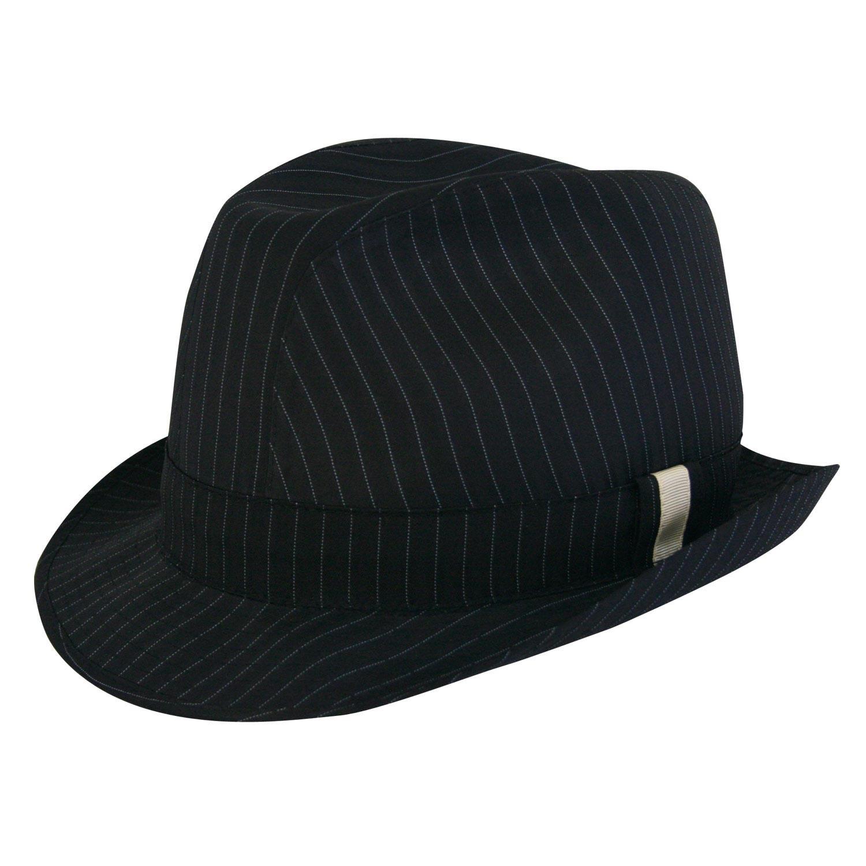 Chapéu Bond Risca de Giz