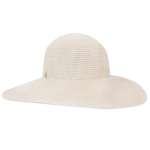 Chapéu Feminino Floppy Verão Branco