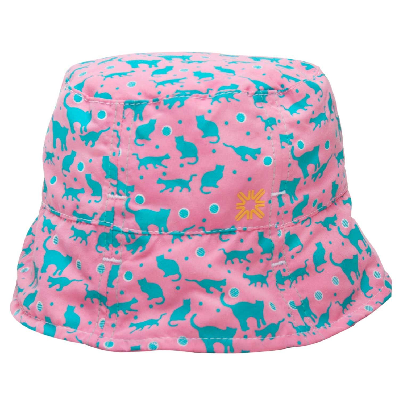 Chapéu Infantil Napoli Rosa  - Proteção Solar UV