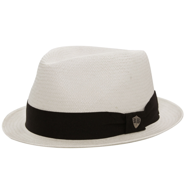 Chapéu Panamá Fedora Miguel Branco