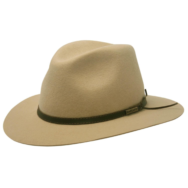 Chapéu Marcatto Outback Explorer Bege