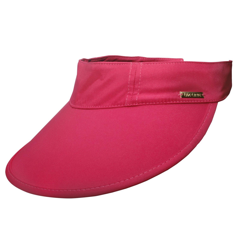 Viseira Ipanema Rosa Pink - Proteção Solar UV