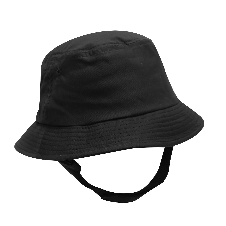 Chapéu Surf Preto - Proteção Solar UV