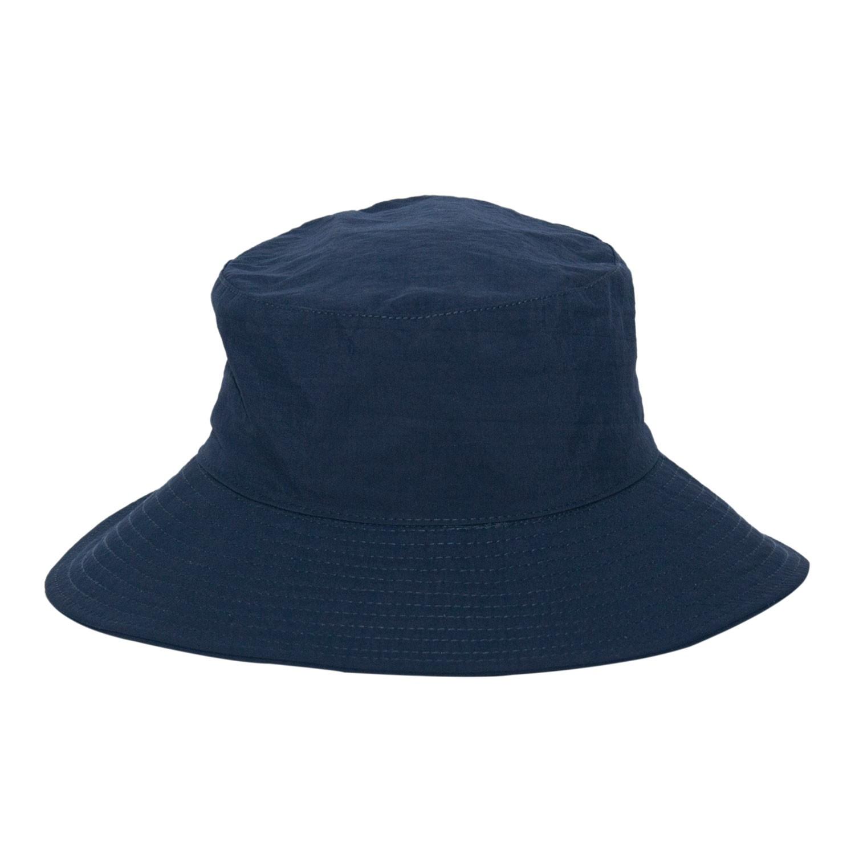 Chapéu Proteção Solar UV  de Tecido Califórnia Azul
