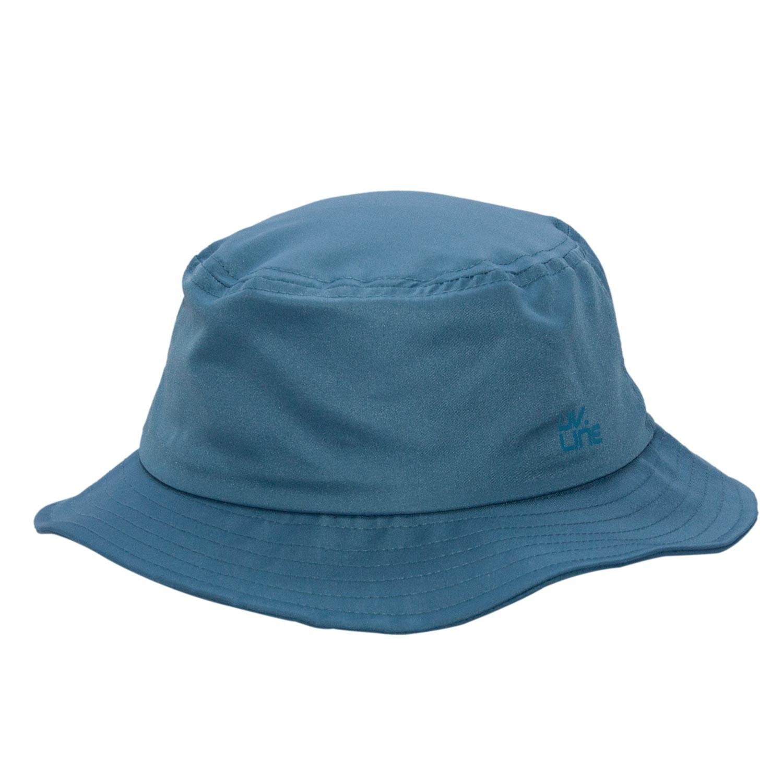 Chapéu Basic Kids Azul - Proteção Solar UV