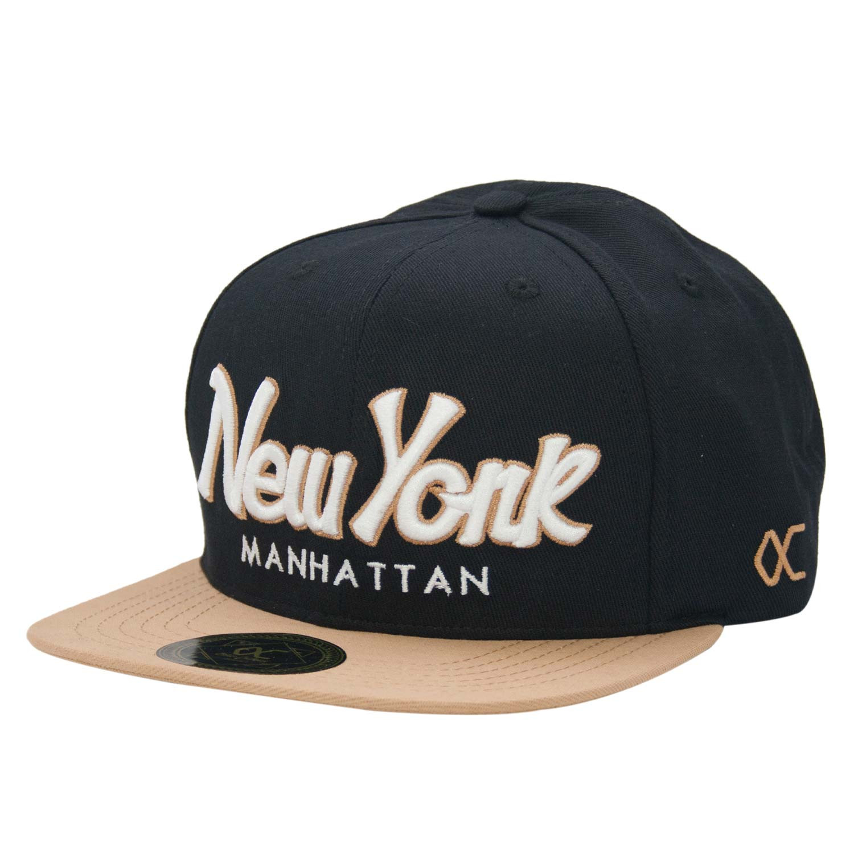 Boné Aba Reta New York Run Preto