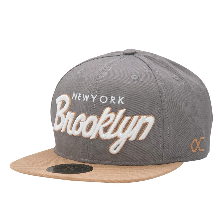 Boné Aba Reta Snapback OC Brooklyn