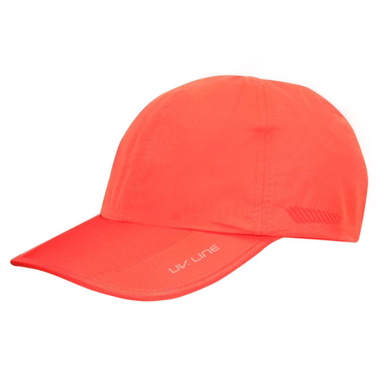 Boné Uvline Tecno Cool Laranja - Proteção Solar UV