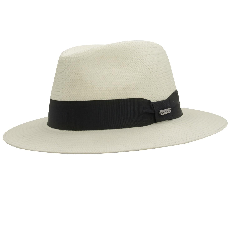 Chapéu Clássico Valença Preto Proteção Solar UV