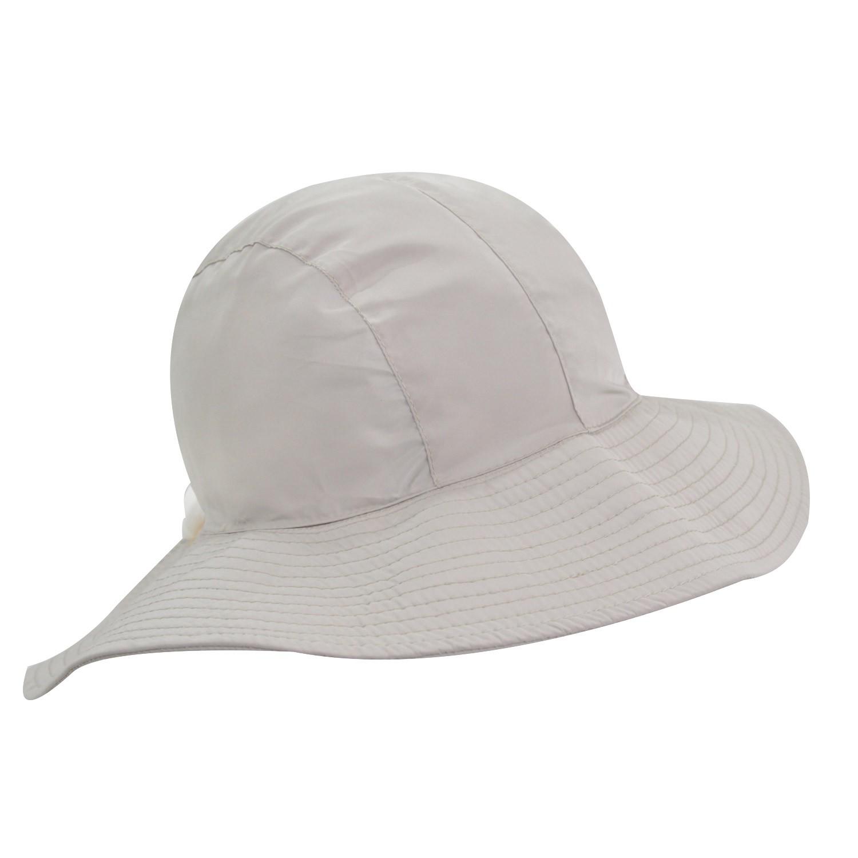 Chapéu Feminino San Remo Cáqui - Proteção Solar UV