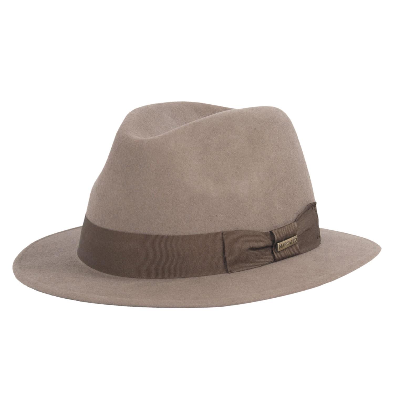Chapéu de Feltro Aba Média Marcatto Masculino d583c81d2ec