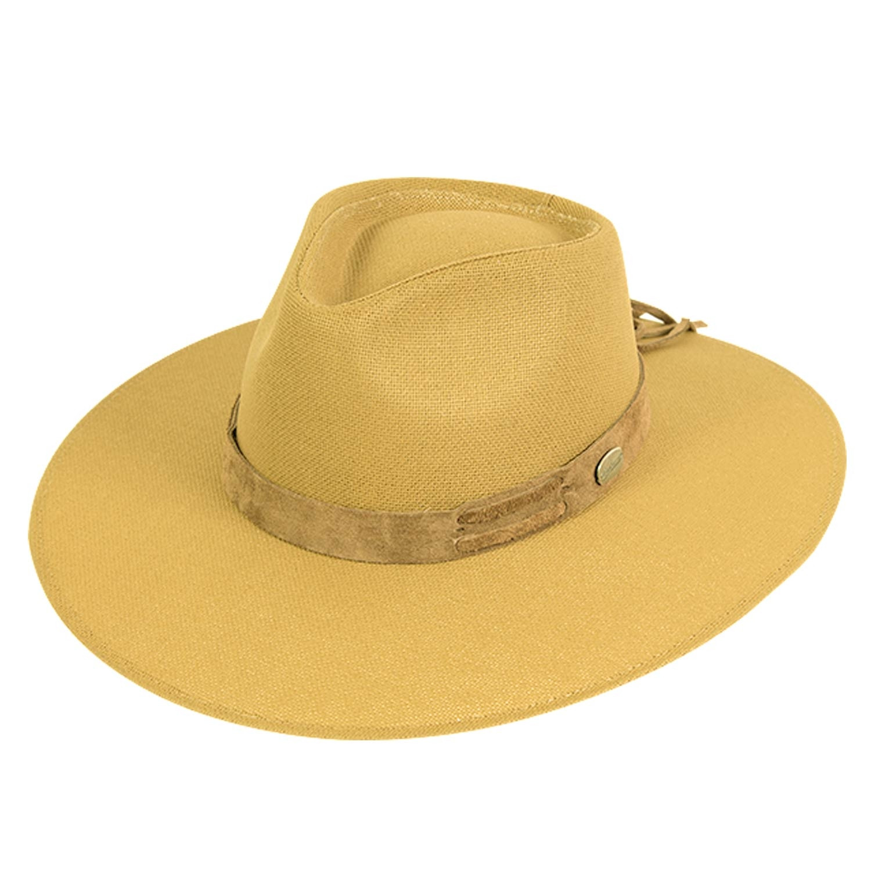 Chapéu Masculino Marsin Cairo Amarelo