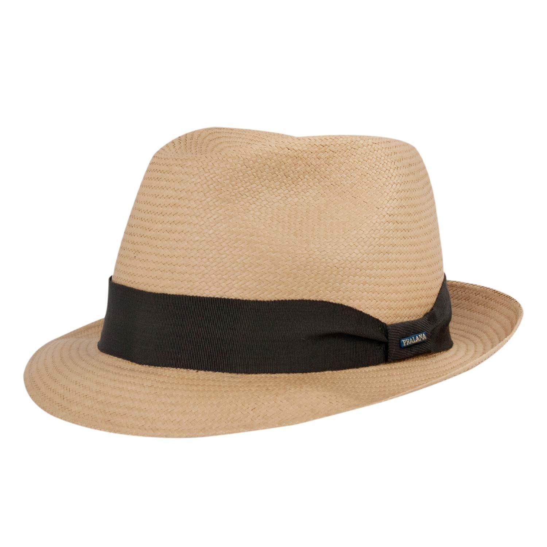 Chapéu Panamá Pralana Aba Curta Galante