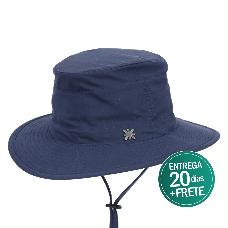 Chapéu Proteção Solar Cordinha Regulável UVline