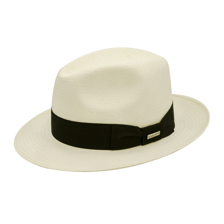 Chapéu Social Masculino Toscana Marfim
