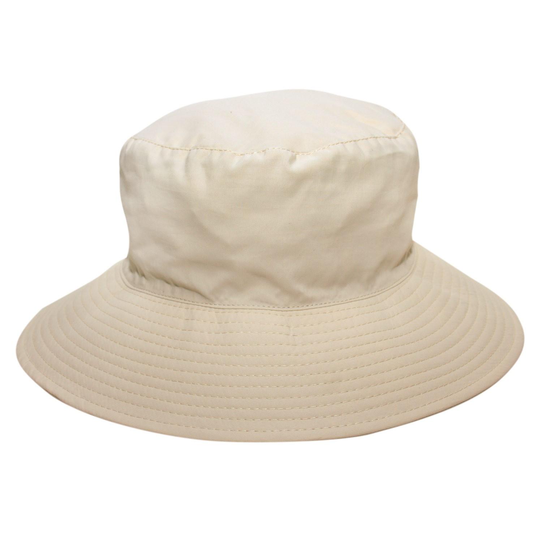 Chapéu Califórnia Creme - Proteção Solar UV