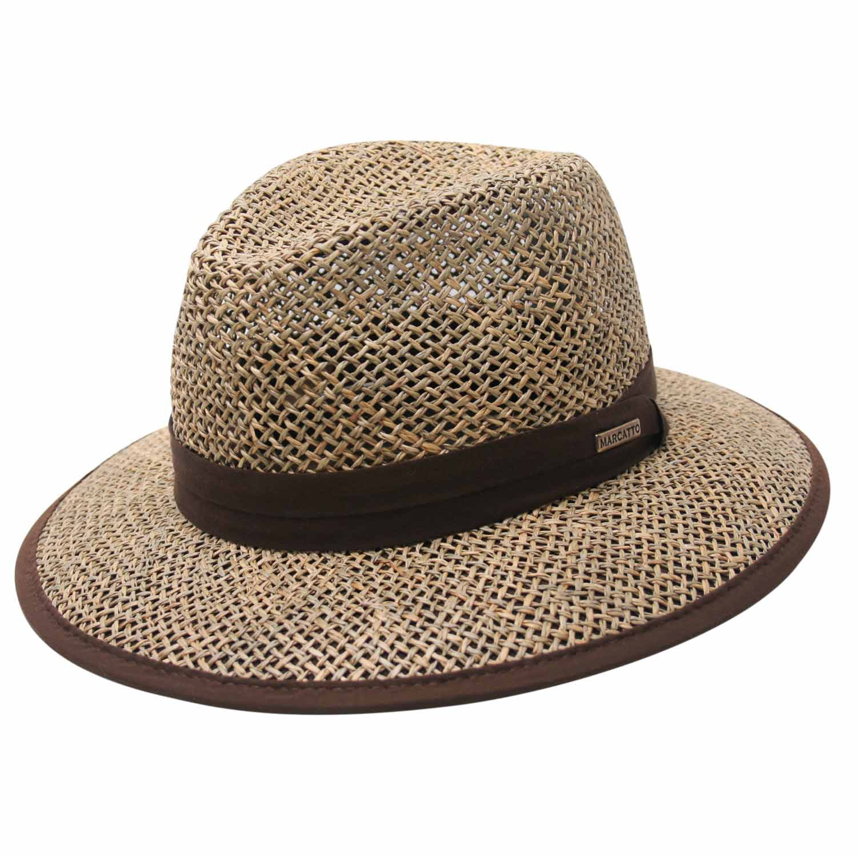 Chapéu Marcatto Casual César Marrom- Proteção Solar UV