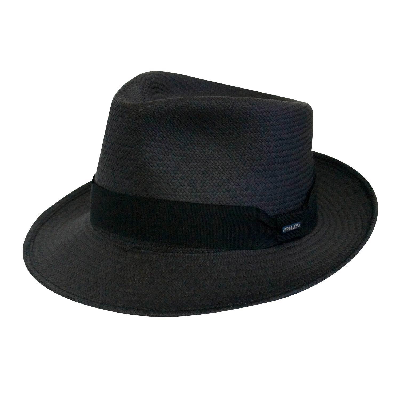 Chapéu Social Panamá Preto