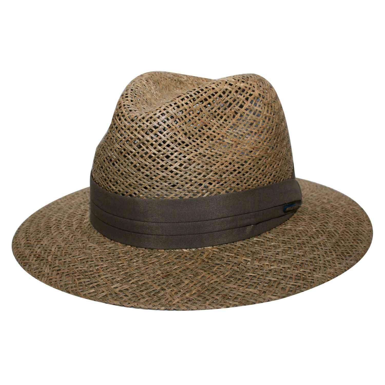 Chapéu Pralana Weekender Sea Grass - Proteção Solar UV
