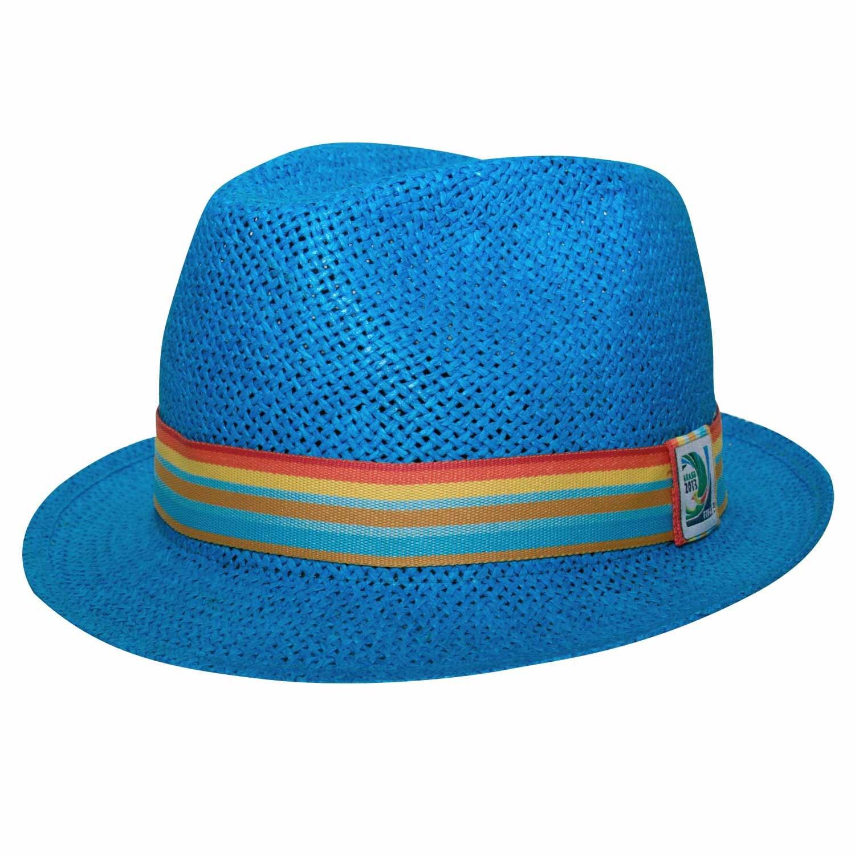 Chapéu Brasil Azul Claro