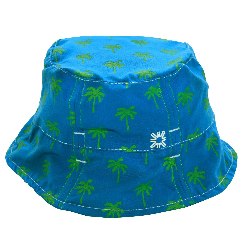Chapéu Napoli Azul Coqueiro - Proteção Solar UV
