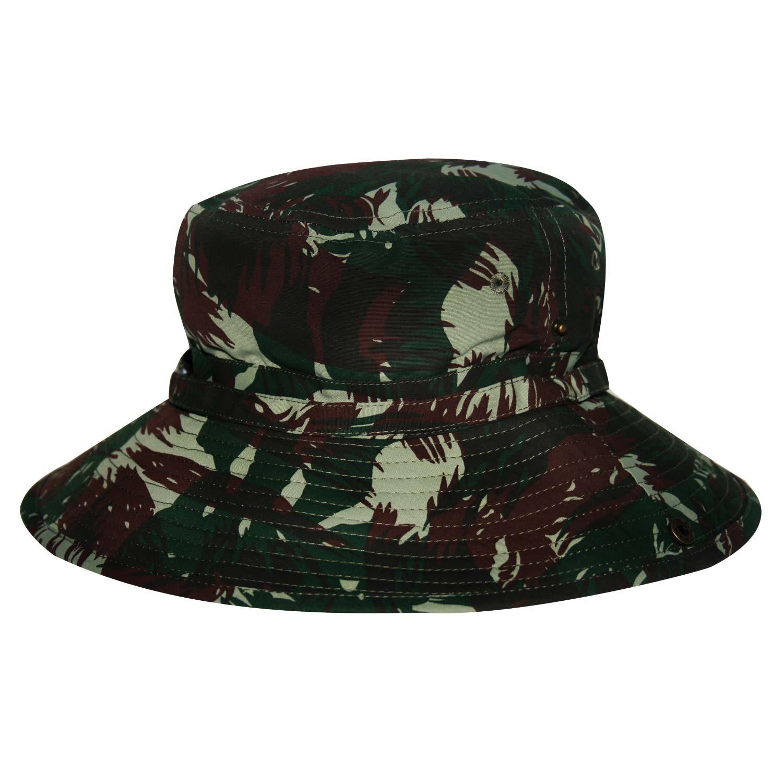 Chapéu Marcatto Pesca Camuflado - Proteção Solar UV