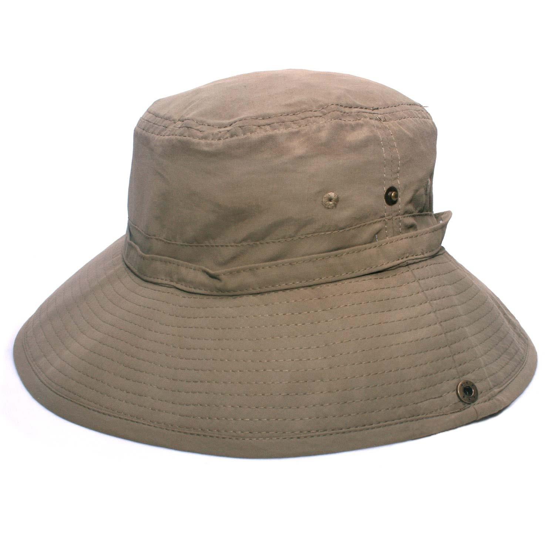 Chapéu Pesca Cáqui - Proteção Solar UV