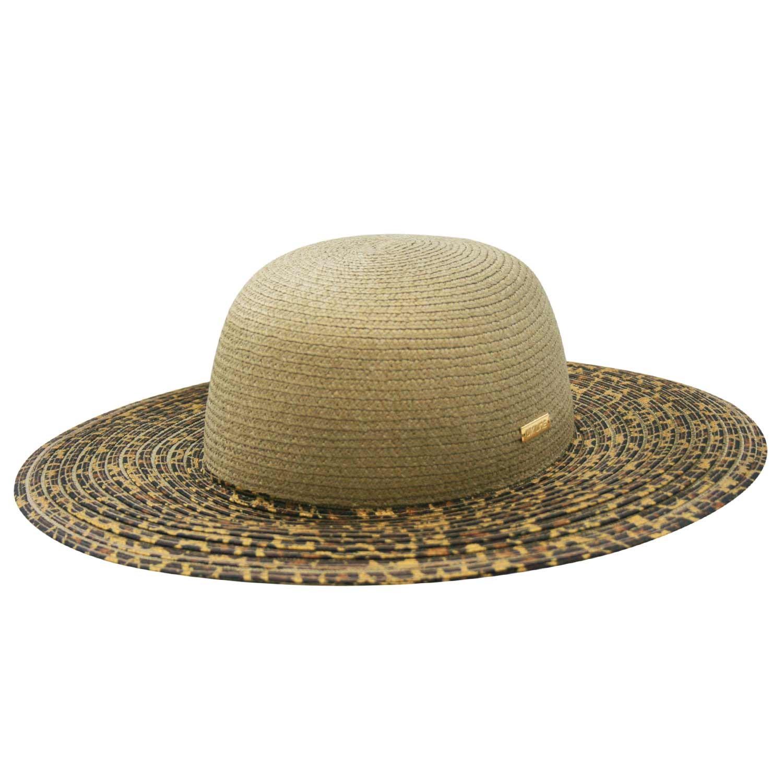Chapéu Haiti Feminino Dourado - Proteção Solar UV