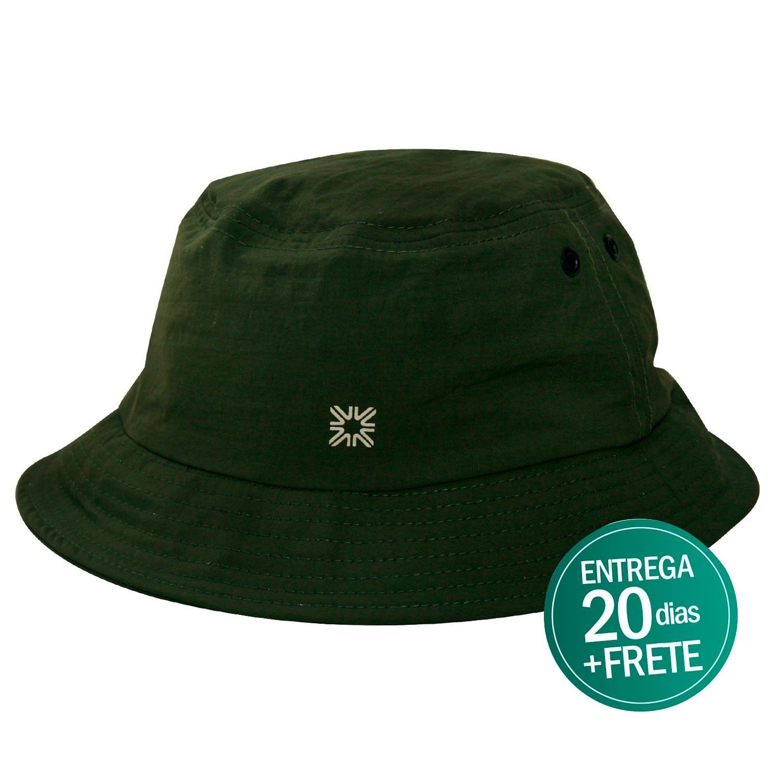 Chapéu Toronto Masculino Verde Musgo 9a8d7903125