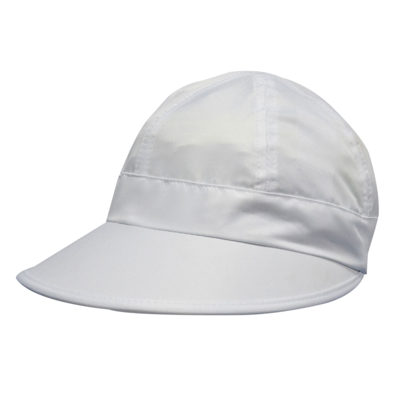 Viseira Infantil Nice Branca - Proteção Solar UV