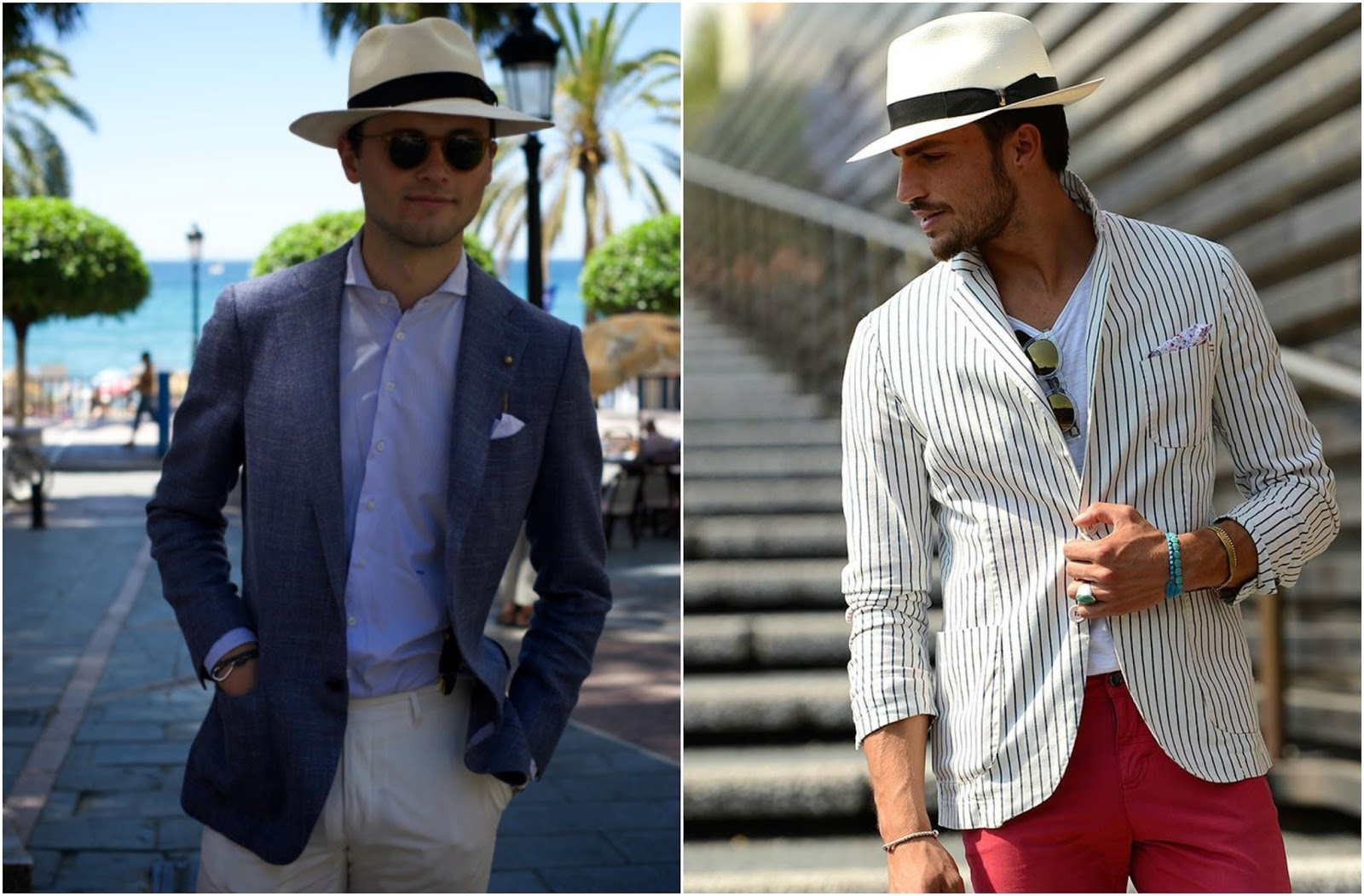 Blog da Maria Chapéu - Como usar chapéu panamá masculino 61aed152652