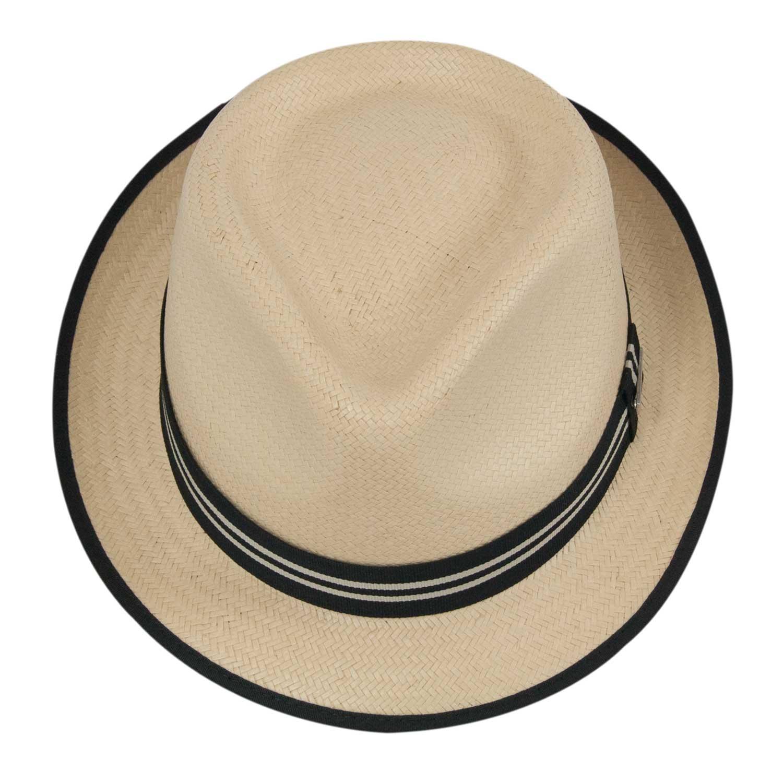 Chapéu de pagode bege