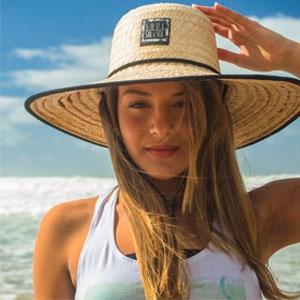 O modelo foi inspirado no tradicional chapéu ... 29af380f8e2