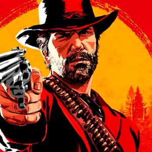 Imagem de divulgação do game Read Dead Redemption 2